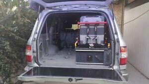 100/105 Series Landcruiser Tailgate Chopping Board
