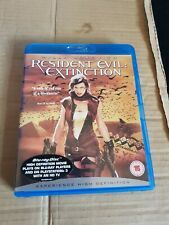 Resident Evil - Extinction (Blu-ray, 2008)