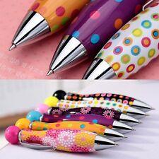 6 stk Bunte Cute Mini Bowling Form Ballpoint Kugelschreiber Kinder Stift Bleisti