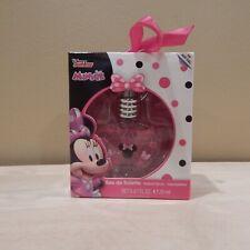 NIB Disney Junior Minnie Eau de Toilette (Fragrance) by Air-Val International fo
