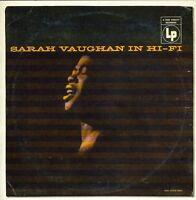 Sarah Vaughan, Count - Sarah Vaughan in Hi-Fi [New CD] Holland - Import