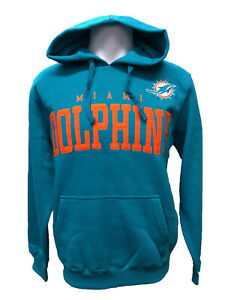 Miami Dolphins Men's G-III Sports Playing Field Pullover Hoody Sweatshirt