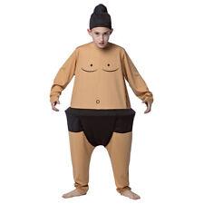 Kids Sumo Hoopster 7-10 Medium Funny Costume