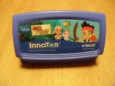 VTech InnoTab 1 2 3  - Jake & The Neverland Pirates Game Cartridge