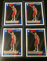 2016 BEN SIMMONS NBA HOOPS LOT - #261 76ers - ROOKIE CARDS - LOT OF FOUR (4)