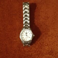 Genuine TAG HEUER LADIES LINK WATCH Sapphire CR 2111 Limited Edition Tiger Woods