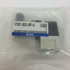 Solenoid Valve VT3073DZ102FQ SMC VT307-3DZ1-02F-Q