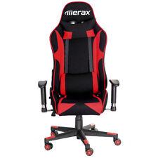 Sale Merax Ergonomic HighBack Executive Racing Gaming Office Chair Computer Desk