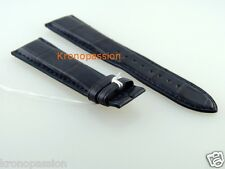 Jaeger LeCoultre Blue Navy Alligator Strap 22mm by 18mm New !