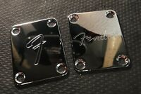 2 Pack Of Fender® & Fender® F Player Series Neck Plate Replacements With Gaskets