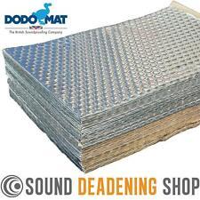 Sound Deadening Dodo Dead Mat Hex ® 50 Sheets 50sq.ft Car Vibration Proofing