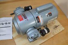 Gast 2 Cylinder Oil Less Air Compressor 34hp 100 Psi Model 5hcd 10d M550gx