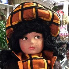 Estate Doll Lenci Corinne #903678 Red Tag No Box