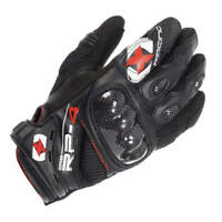 Oxford RP-4 Short Sports Motorcycle Glove Tech Black GM203