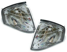 Klarglas Blinker chrom für Mercedes SL R129 89-01