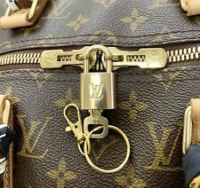 Louis Vuitton Lock & Key Brass Polished For Alma Speedy Bag AUTHENTIC🇫🇷- 1 Pc
