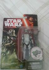 Star Wars Force Awakens Captain Phasma Silver Pouch Variant MOC