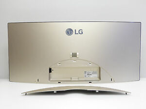 LG 34UC97-SD Back And Front Monitor Cover