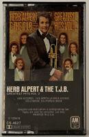 Herb Alpert & The Tijuana Brass Greatest Hits Vol. 2 Cassette Tape CS-4627