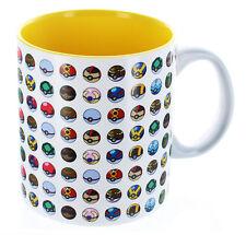 Pokemon Multi Pokeball 20oz Coffee Mug