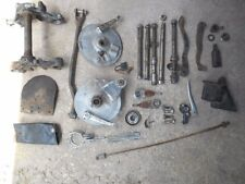 Yamaha Brake Pedal Triple Tree Chain Guide Stay Rod Lever Parts Lot 1975 DT250