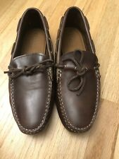 Quoddy Camp Driver Brown Size 10