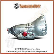 2004R BUICK GRAND NATIONAL  *Exclusive*  TRANSMISSION  200-R4 2004-R