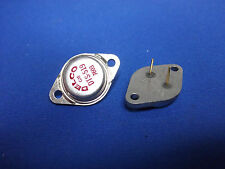 DTS-519 DELCO POWER TRANSISTOR Vintage TO-3 TYPE gold leads LAST ONES