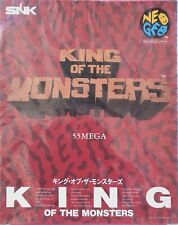 King Of the Monsters Neo Geo AES