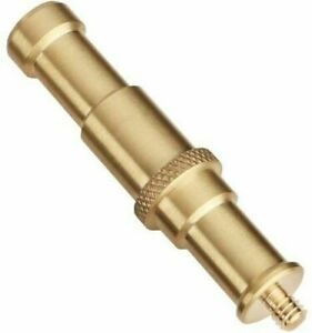 """Impact Double Ended Spigot with 5/8"""" Stud and 1/4""""-20 Threads-"""