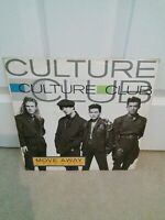 "Culture Club – Move Away Vinyl 12"" Single UK VS 845 12 1986"