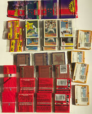 1984 - 1994 Nolan Ryan Unopened Pack Collection, Rack, Wax - Free Shipping!