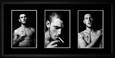 Alex Pettyfer Framed Photographs PB0538