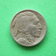1916 USA United States Indian Head Nickel Five Cents SNo56271