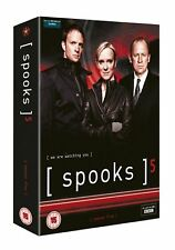 Spooks : Complete BBC Series 5 2007  Peter Firth, Rupert Brand NEW DVD