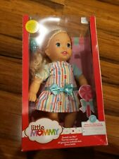 Little Mommy Sweet As Me Doll, Blonde
