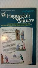 The Haggadah Treasury by Nosson Scherman (1977, Paperback)