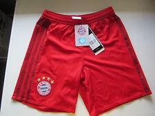 adidas FCB Kinder Home Shorts Gr. 176 FC Bayern S08824 rot NEU & OVP