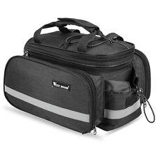 Fahrrad Tasche Wasserdichter Sattelhalter Kofferraumtaschen Gepäckträger 20L