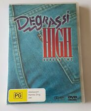 Degrassi High : Season 2 DVD, 2006 (#DVD01372)