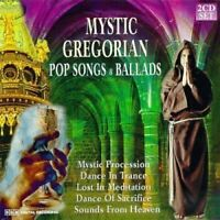 Capella Gregoriana Mystic Gregorian-Pop songs & ballads  [2 CD]