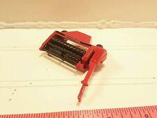 1/64 ertl custom case international case ih haybine mower conditioner farm toy