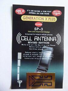 Universal Sticker-Signal Booster Mobile Phone Signal Enhancement Sticker 4G
