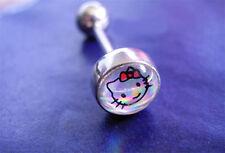 HELLO KITTY Lingua Piercing Piercing effetto speciale-RAR