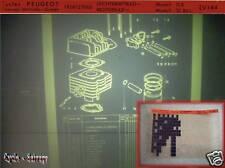 PEUGEOT TLX _ SC 80_l _ pièce de rechange _ catalogue _ microfich _ fich