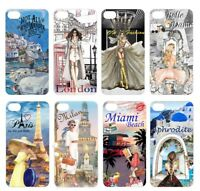 OH Fashion Apple iPhone Cases Women London Cities Paris iPhone 8/ 7/ 6S Gift
