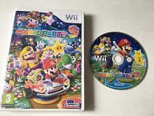 Mario Party 9 for Nintendo Wii, 2012 Game No Ins - Hop in and Party!