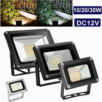 10W/20W/30W LED Flood Light Outdoor Security Lamp Spotlight Garden Yard IP65