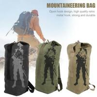 Outdoor Hiking Camping Bag Army Military Tactical Rucksack Backpack Trekking AU