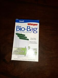Tetra Whisper Bio-Bag Cartridge Medium 3 pk Assembled